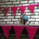 pink vintage wedding decorations, o..
